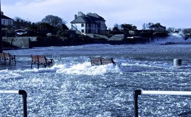 bullock pier swamped