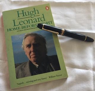 hugh leonard pen